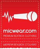 micwear.com beatbox t-shirts