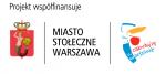 Projekt współfinansuje Miasto Warszawa